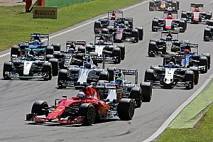 Formula 1 Breaking news F1 approves plans for wider, faster cars for 2017