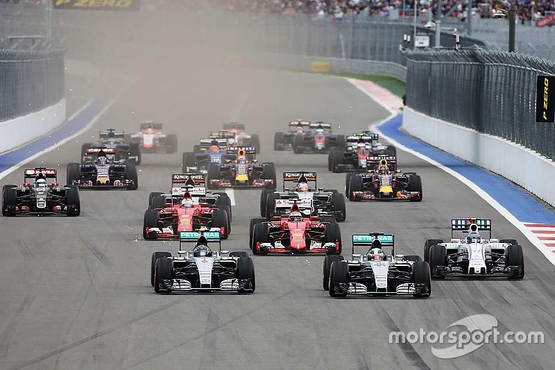 La F1 approuve les voitures plus larges et plus rapides pour 2017