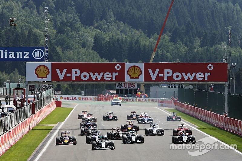 F1 keurt snellere, bredere wagens goed voor 2017