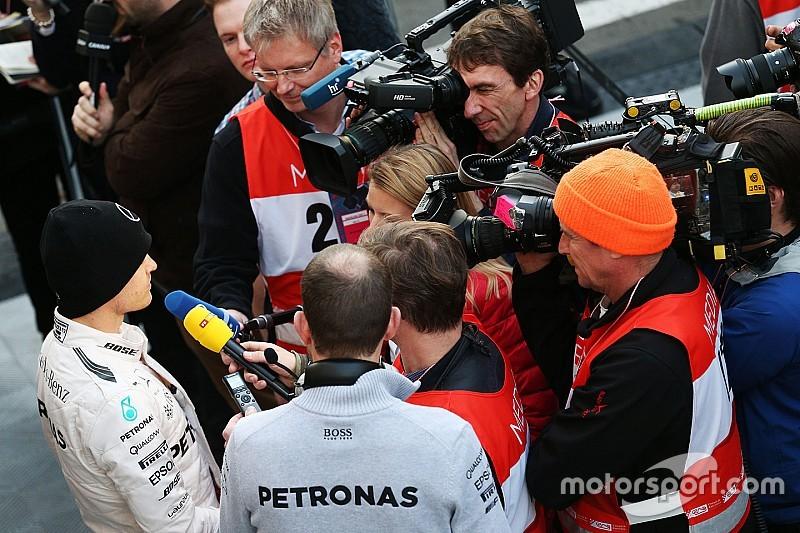 """Rosberg blij met nieuwe kwalificatie: """"Maar houd het simpel"""""""