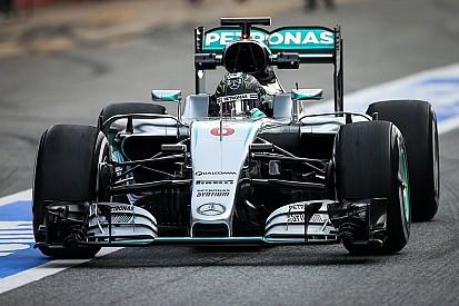 """Mercedes-Fahrer Nico Rosberg: """"Wir haben noch nicht alles gezeigt"""""""