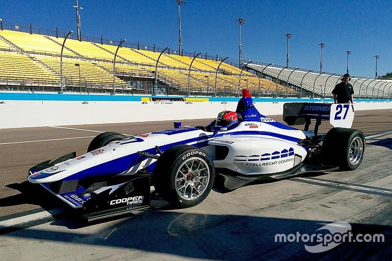 Dean Stoneman pilotera pour Andretti Autosport