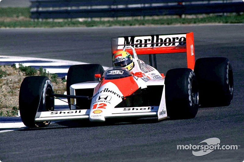 Une belle exposition photo en l'honneur d'Ayrton Senna à Monza