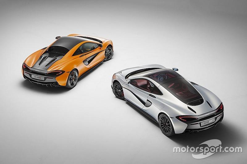 McLaren 570 GT: eindelijk een sportwagen met bagageruimte