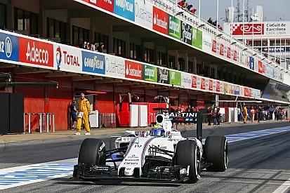 Williams - Simulation de course satisfaisante pour Massa