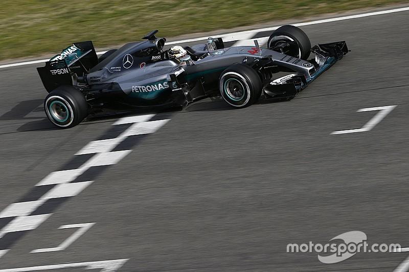 Hamilton préférait les pneus de la saison 2015