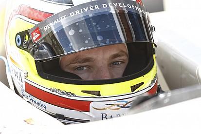 Former Renault junior Hanley joins ELMS