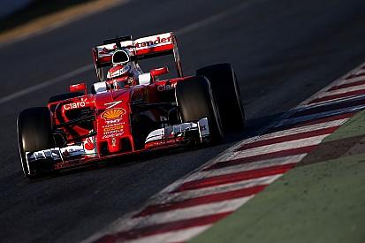 Ferrari 2016 já é melhor do que a de 2015, diz Raikkonen
