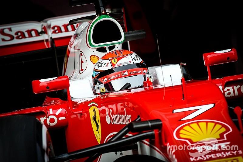 """Räikkönen - La nouvelle Ferrari est """"déjà meilleure"""" que l'ancienne"""