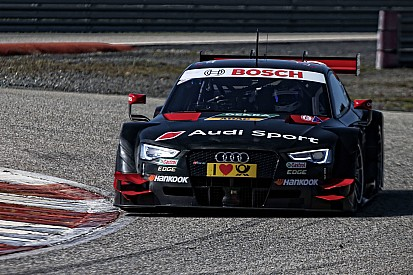 DTM-Test in Monteblanco: Audi und Mattias Ekström erneut vorn