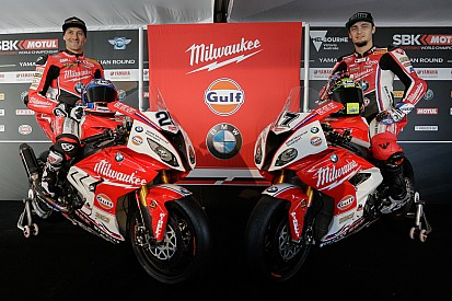 Presentato a Phillip Island il Milwaukee BMW Team di Superbike