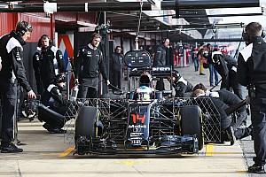 Formule 1 essais de f vrier barcelone actualit s for Garage formule m