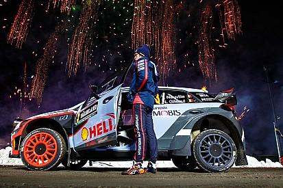 La Hyundai i20 WRC New Generation 2017 sarà pronta in giugno