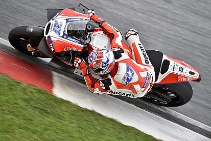 """Ducati - """"Aucun sens de faire faire des wild-cards à Stoner"""""""