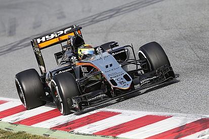 Perez diz que bom desempenho da Force India é real
