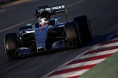 Barcelone, Jour 4 - Mercedes dépasse l'objectif des 180 tours !