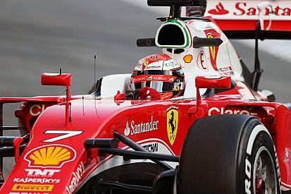 Ferrari reage e Raikkonen lidera último dia; Massa é 9º