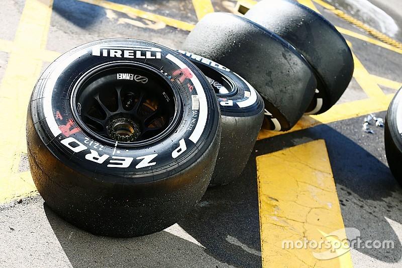 Pirelli - Pas de chute soudaine des performances en 2016