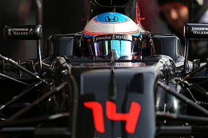 Une journée blanche qui rappelle 2015 chez McLaren