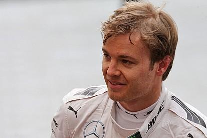 """Animado, Rosberg diz: """"já sabemos qual é nosso nível"""""""