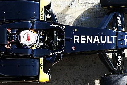 """Magnussen dice que Renault tiene una """"buena base"""""""