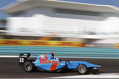 Jenzer Motorsport signs Akash Nandy for GP3 debut