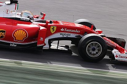 Veja números e resultado geral do primeiro teste da F1
