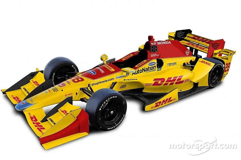 Andretti onthult 'historische kleurenschema's' voor IndyCar-seizoen