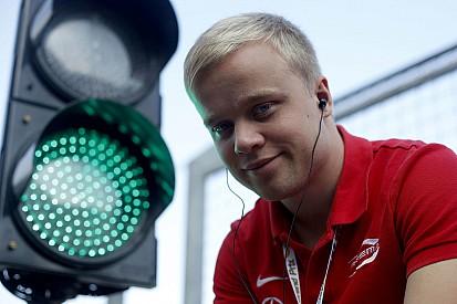 Rosenqvist test- en reserverijder bij Mercedes DTM