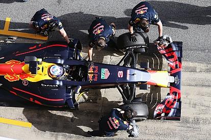 """Ricciardo cree que Red Bull está en """"buena posición"""""""