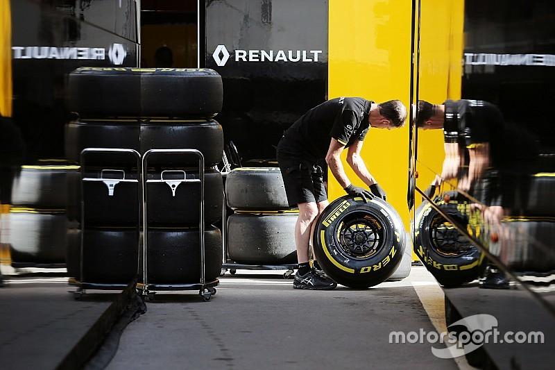Gaat Pirelli 2017-banden met V8 aangedreven auto testen?