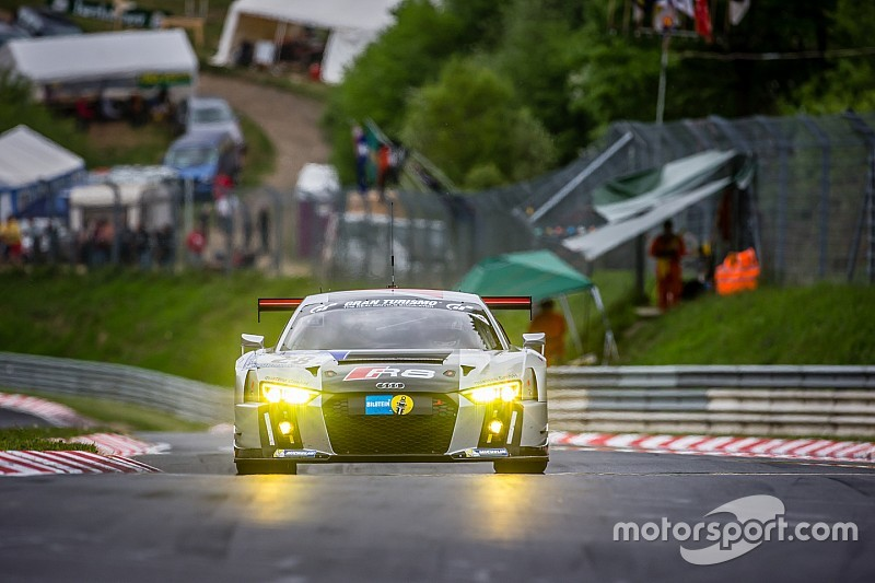 Audi onthult line-up voor 24-uursraces Spa en Nürburgring