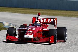 Indy Lights News Felix Rosenqvist und Dean Stoneman fahren Indy Lights