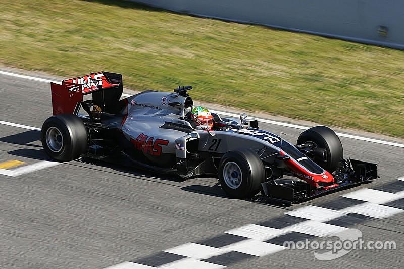 Haas ne s'attendait pas à rouler autant à Barcelone