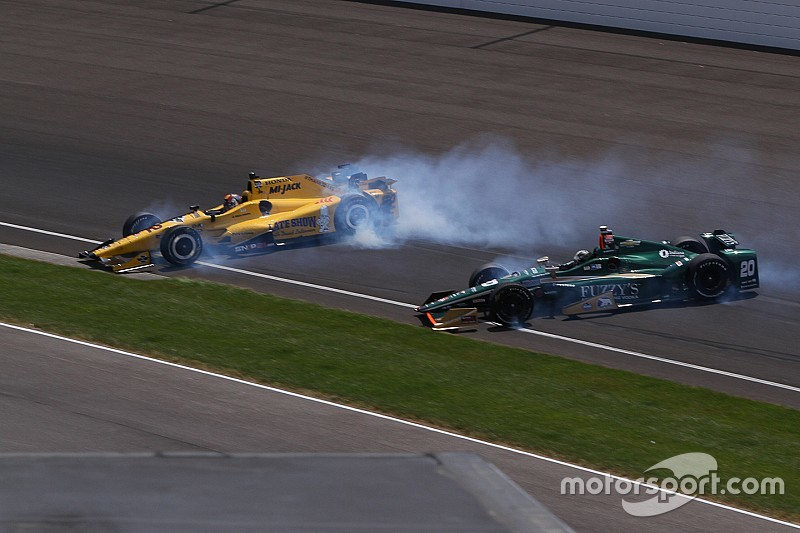 """Miles """"not satisfied"""" with IndyCar stewarding, aims to improve consistency"""