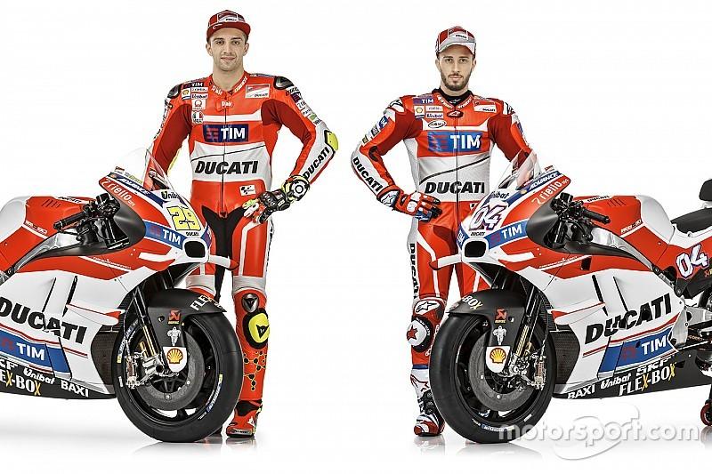 Les objectifs de Ducati pour 2016: la régularité et la victoire