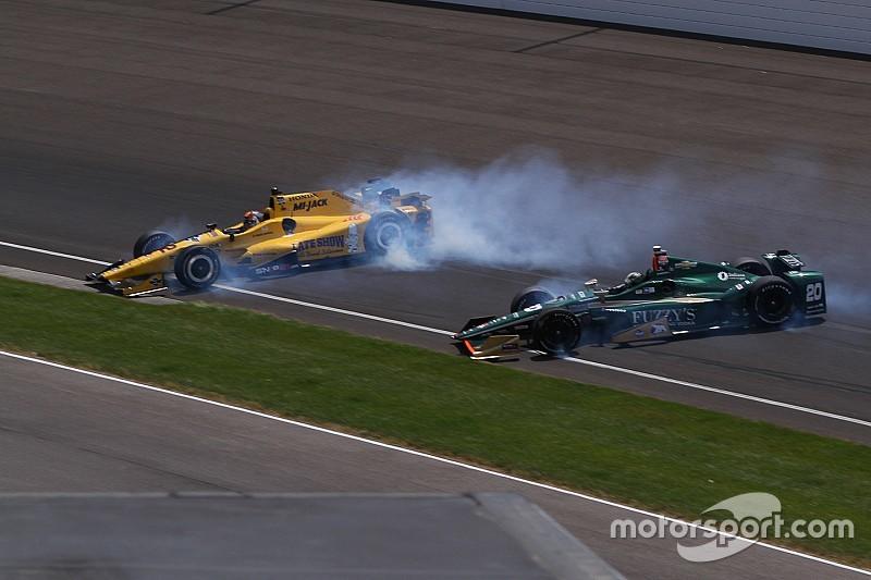 """Mark Miles no está """"satisfecho"""" con la consistencia de IndyCar"""