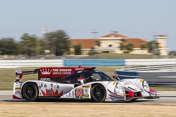 IMSA-Test in Sebring: Michael Shank Racing macht das Tempo