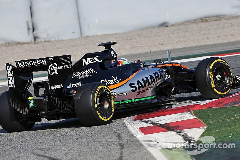 印度力量F1: 我们还在争取与阿斯顿马丁合作