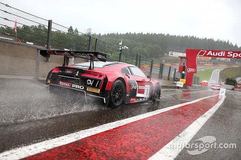 Audi WRT annonce un programme conséquent en Blancpain