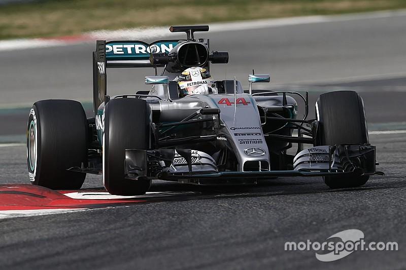 Comment la gestion des données pourrait favoriser Mercedes en 2016