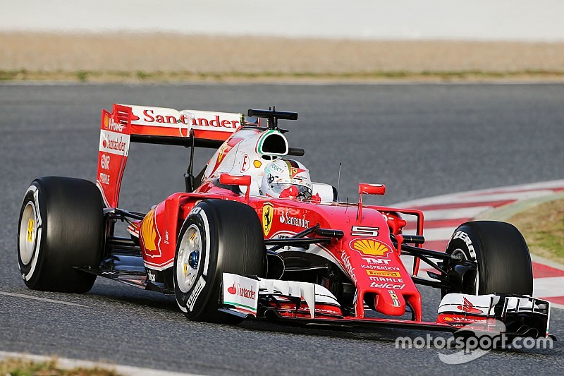 Ferrari y el año para soñar