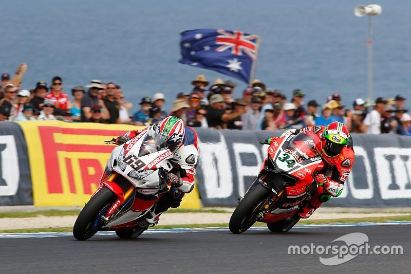 Nicky Hayden: Podestplatz beim Superbike-Saisonauftakt knapp verpasst