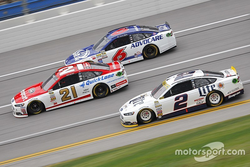 """Doug Yates Q&A: """"Ford is on a mission to win championships"""""""