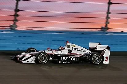 IndyCar-Test in Phoenix: Hohes Tempo und kritische Stimmen