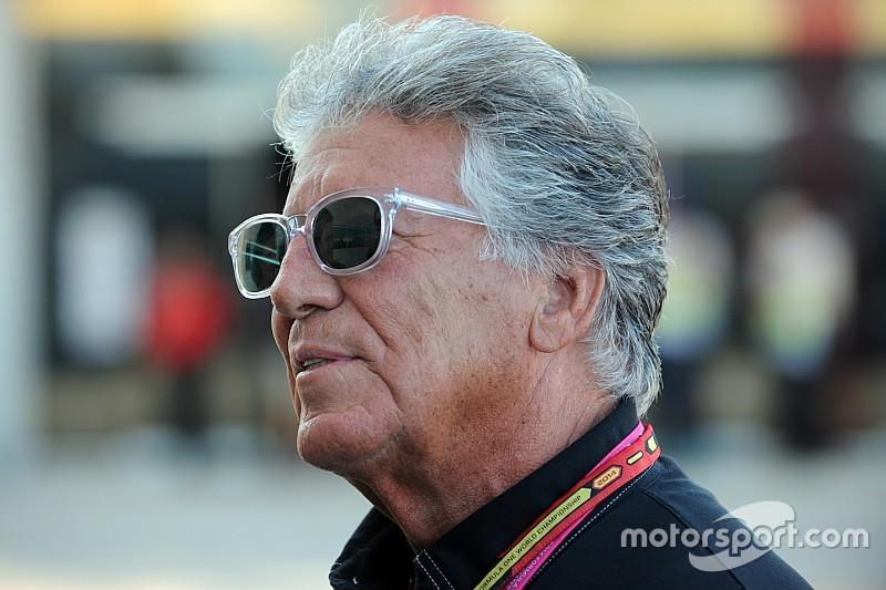 Felicitan a Mario Andretti por cumplir 76 años