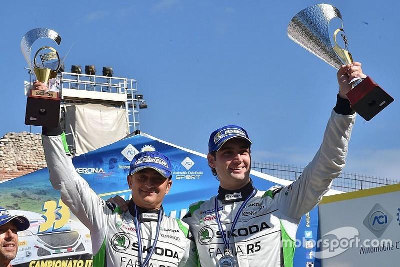 "Scandola: ""Nel programma 2016 ho il Rally d'Italia WRC!"""