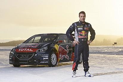 Loeb confirmé chez Peugeot-Hansen en World RX