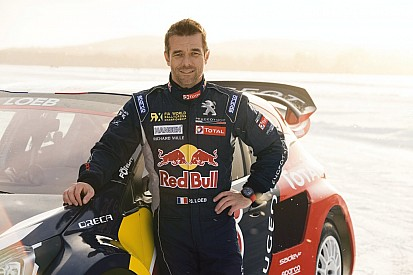 Loeb llega al Mundial de Rallycross con Peugeot