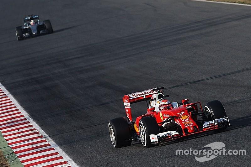 Análisis: Los F1 de 2016 son más ruidosos, pero no se nota